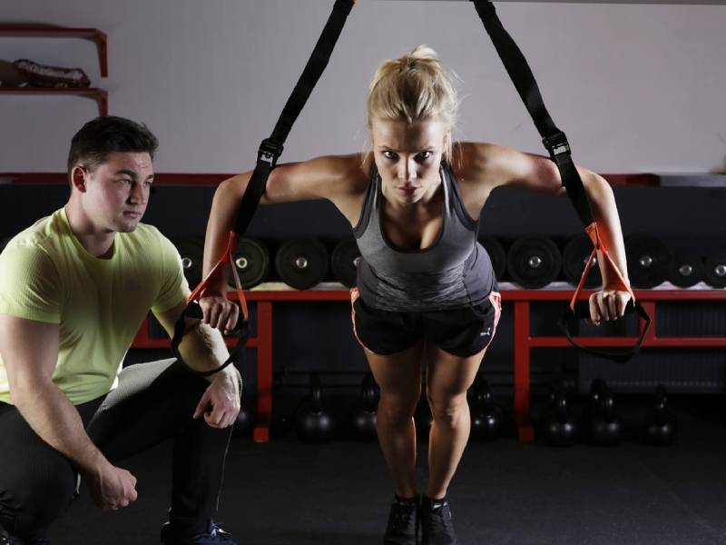 Is A Personal Trainer A Good Idea?